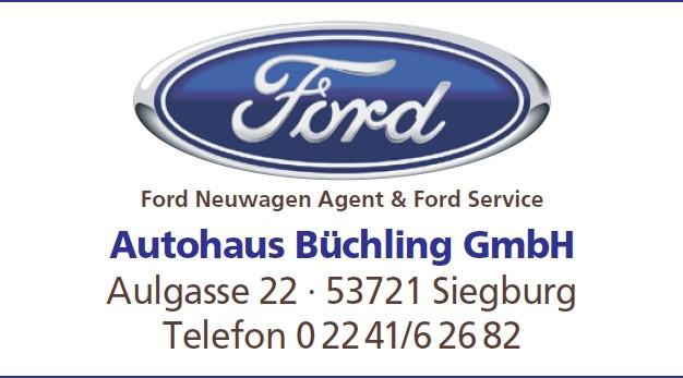 Das Bild zeigt ein Logo der Autohaus Büchling GmbH