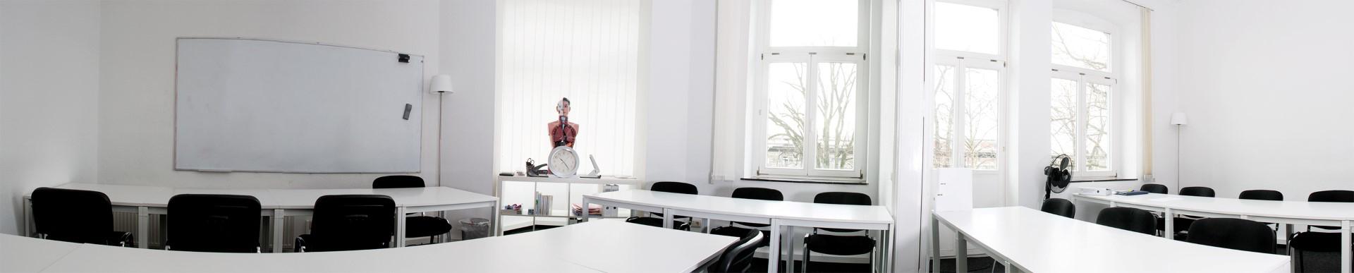 Das Bild zeigt die Räumlichkeiten der AGS - Arbeitgeberservice Rhein Sieg UG