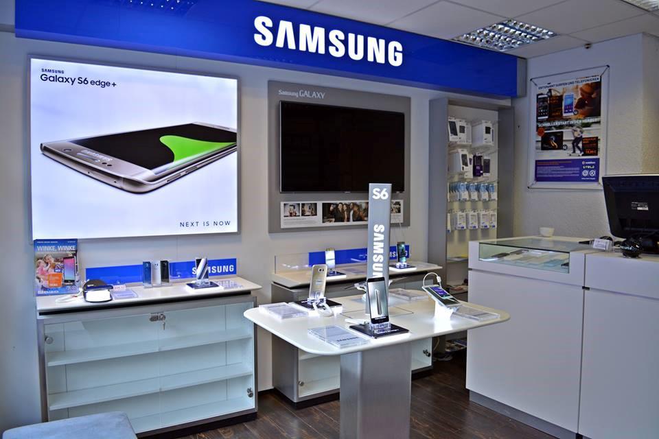 Das Bild zeigt die Geschäftsräume der Te-Tech-Telecommunication e.K.