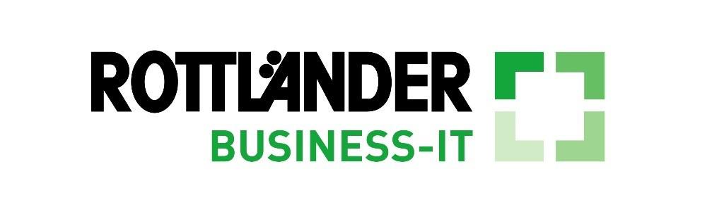 Das Bild zeigt das Logo der Rottländer Business-IT GmbH