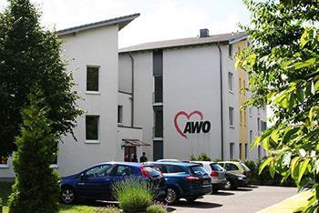 Das Bild zeigt die Geschäftsstelle des AWO Kreisverband Bonn/Rhein-Sieg e.V.