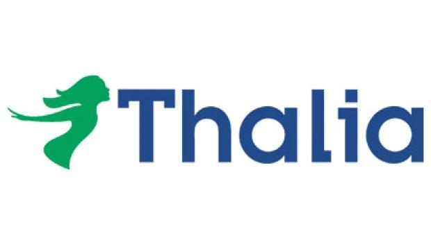 Das Bild zeigt das Logo der Thalia Buchhandlung