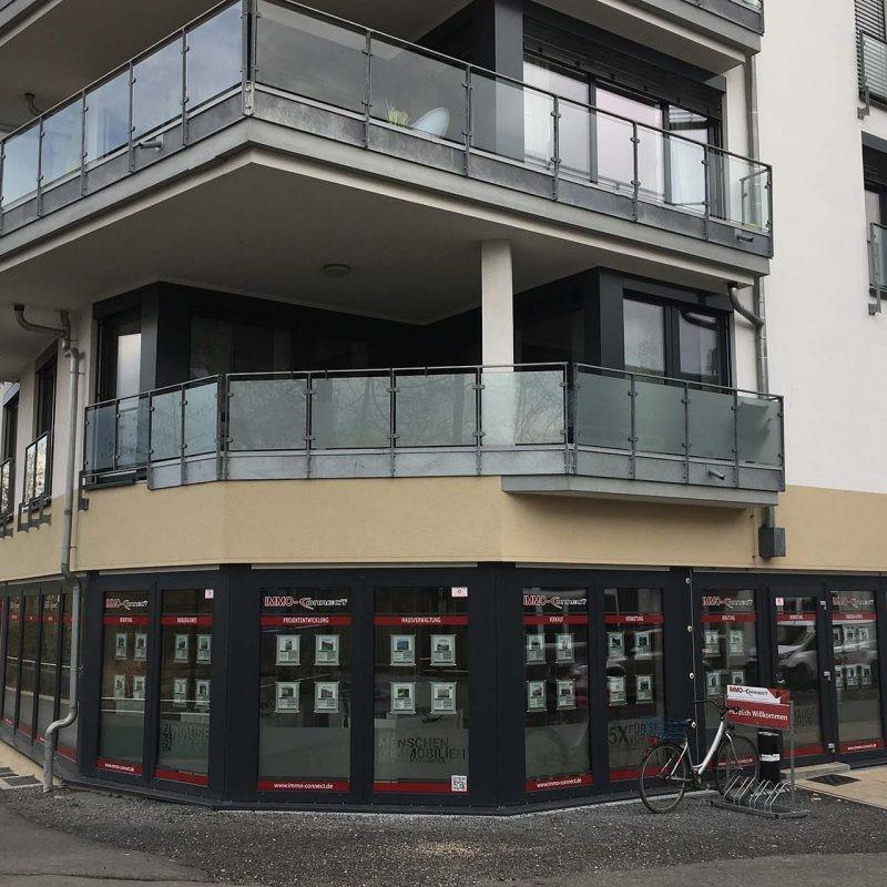 Das Bild zeigt die Immo-Connect Filiale in Zentrale in Hennef