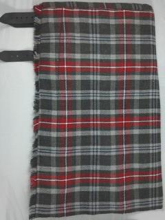 Das Bild zeigt einen Kilt