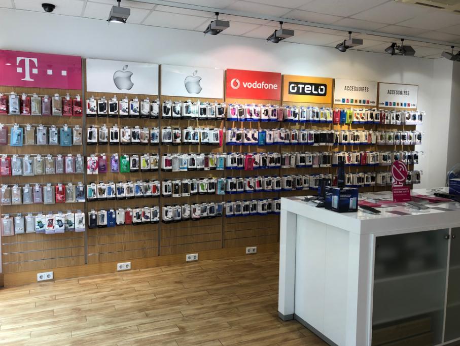Das Bild zeigt die Geschäftsräume der Firma Fexcom in Siegburg