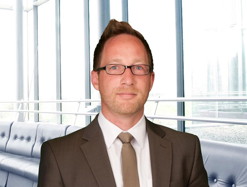 Das Bild zeigt Nils Reuber von Reuber & Partner mbB