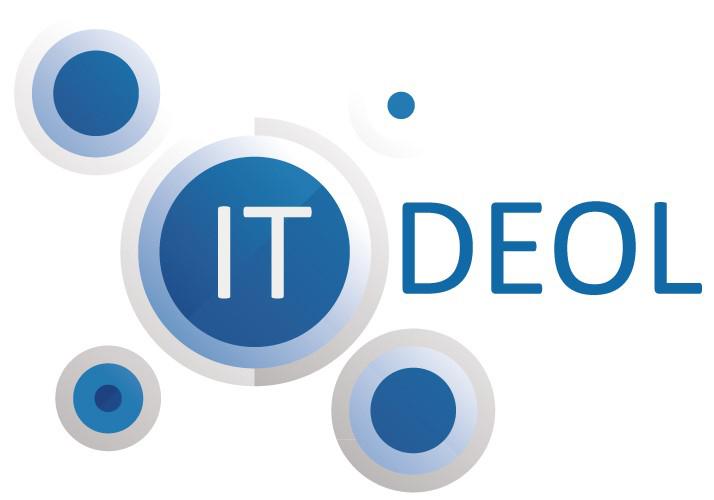 Auf dem Bild ist das Logo von IT Deol zu sehen