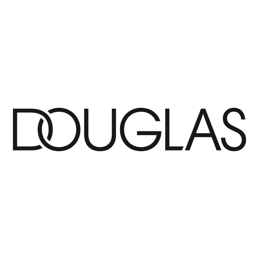 Das Bild zeigt das Logo der Parfümerie Douglas