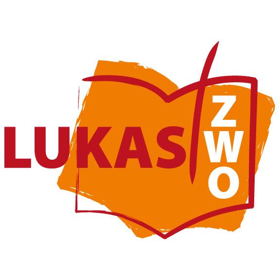 Auf dem Bild ist das Logo von Lukas Zwo zu sehen