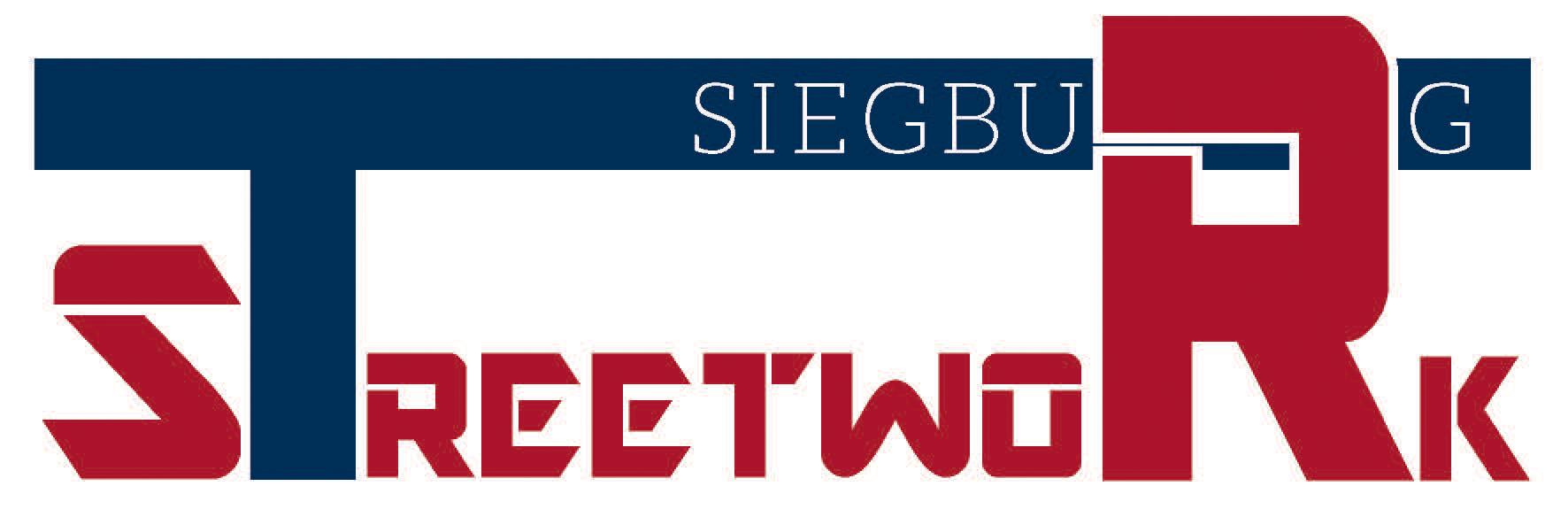 Das Bild zeigt das Logo der Streetwork - JUZE Deichhaus