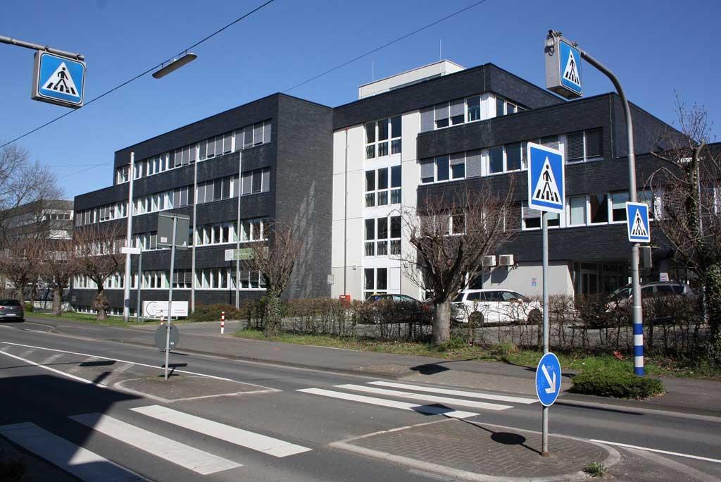 Das Gebäude der Freien Christlichen Gesamtschule Rhein-Sieg