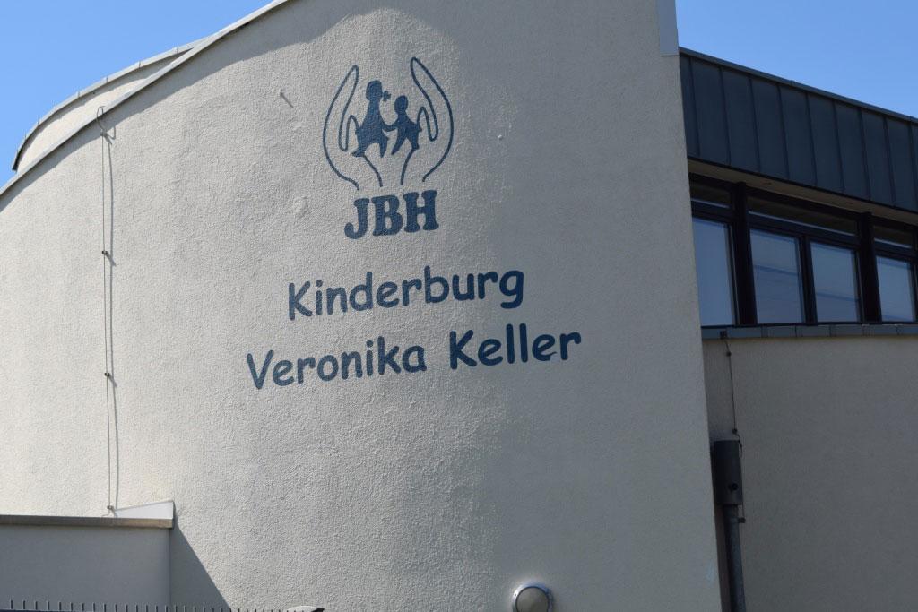 "Gebäude der Kinderburg ""Veronika Keller"""