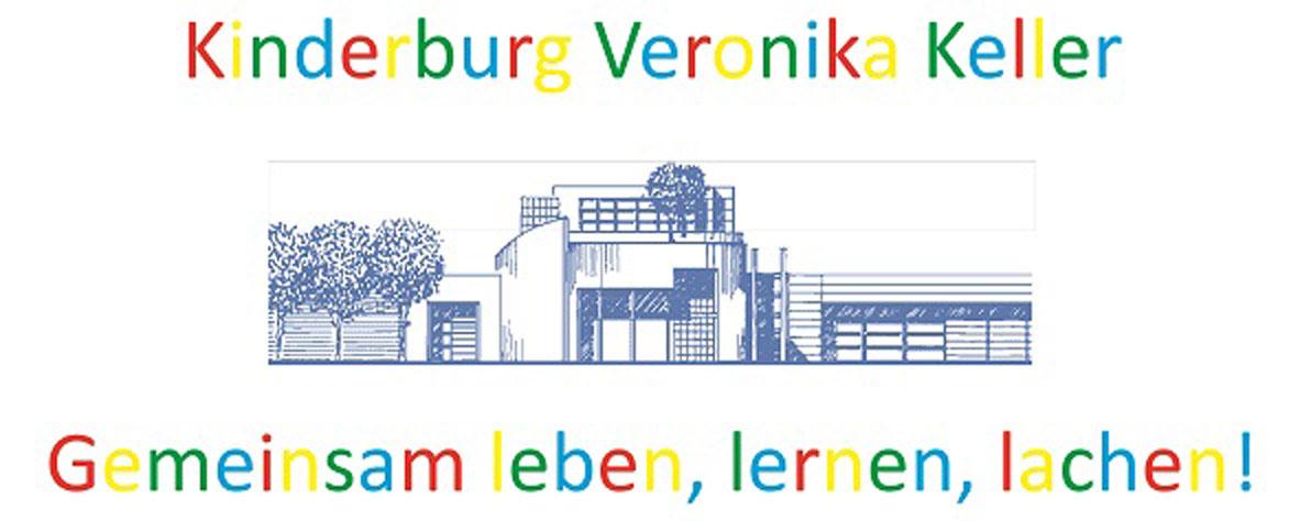 """Logo der Kinderburg """"Veronika Keller"""""""