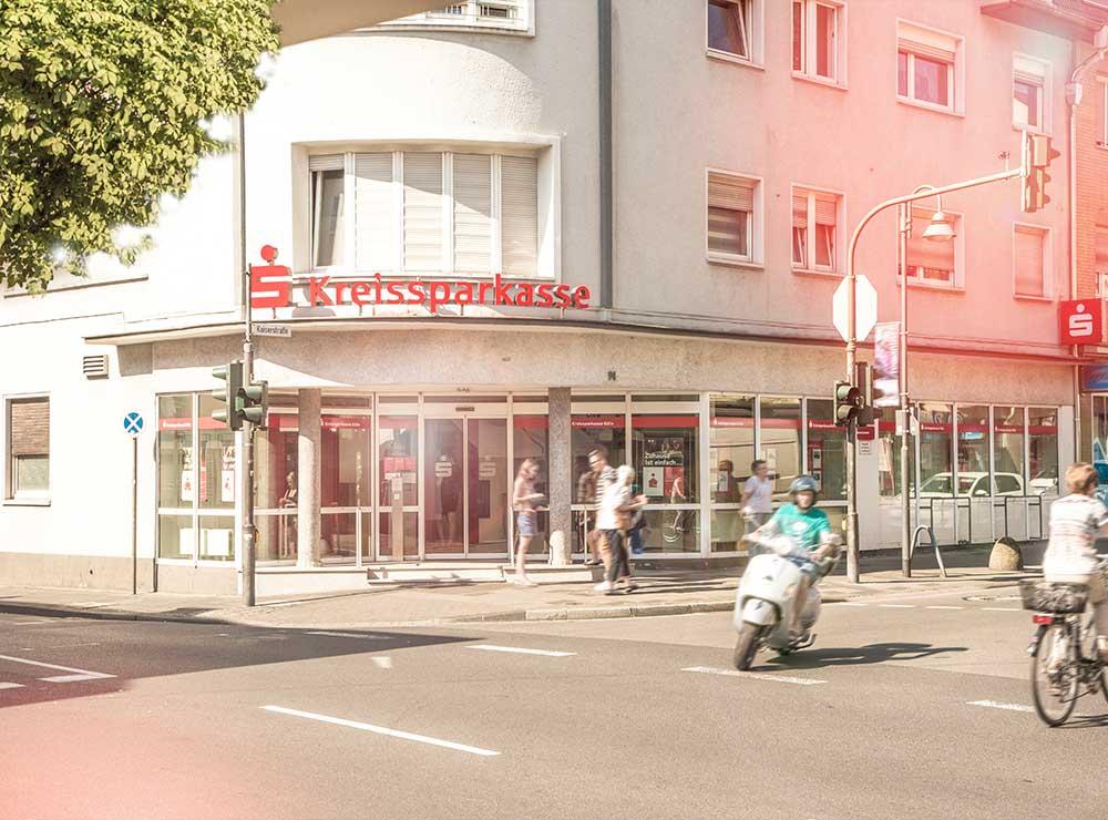 Kreissparkasse Köln Siegburg