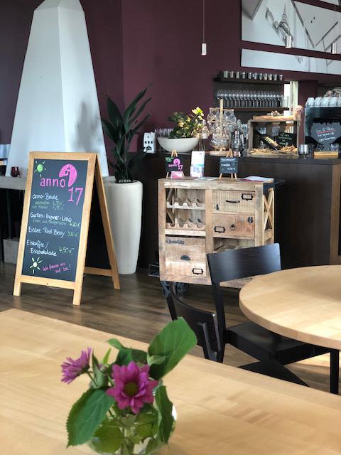 Bild vom Café und Restaurant anno17