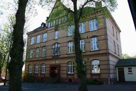 Auf dem Bild ist das Gebäude der Gemeinschaftsgrundschule Nord zu sehen