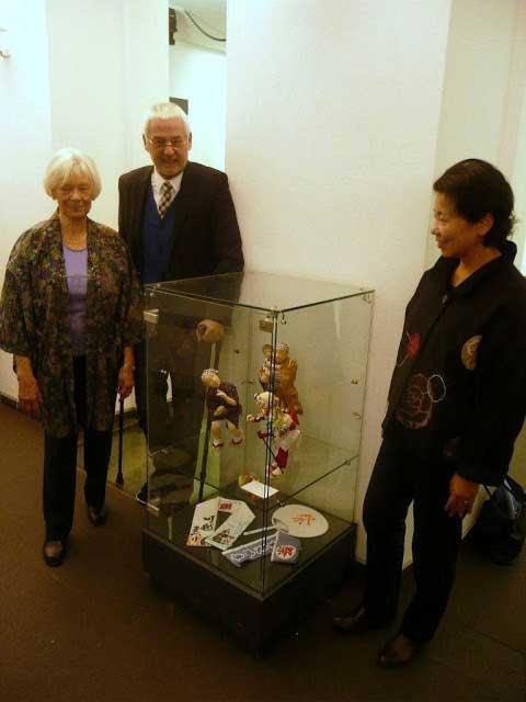Bild der Figurenausstellung im Siegburger Stadtmuseum