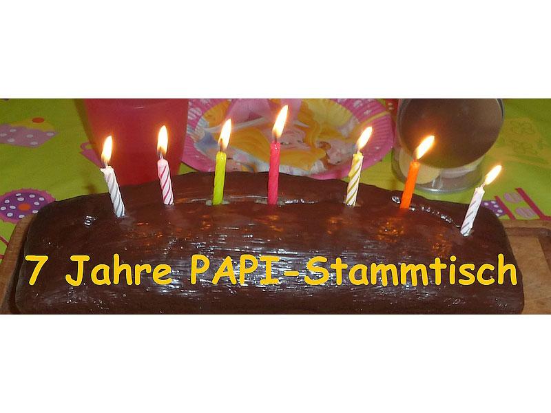 7 Jahre PAPI-Stammtisch Siegburg