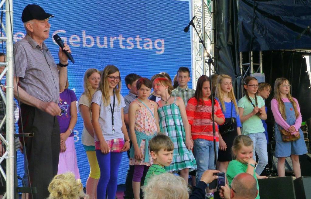 Bild von einer Veranstaltung der Bundesheimatgruppe Bunzlau zu Siegburg - Stadt und Kreis e.V.