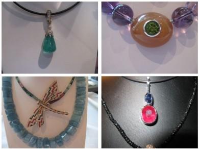 Das Bild zeigt eine Produktauswahl vom Juwelier Alfred Kehren