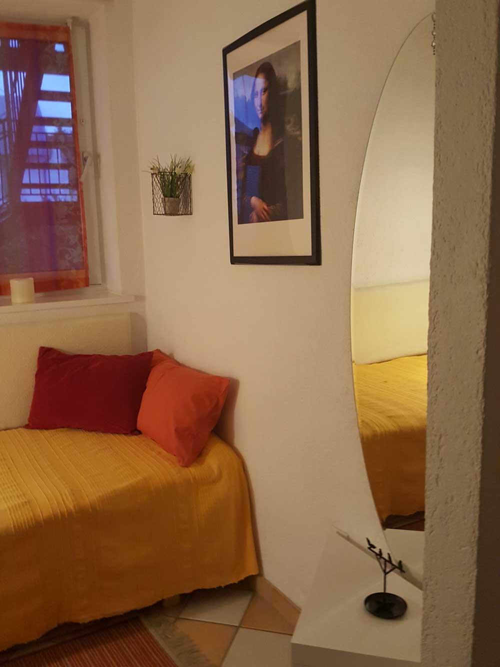 Innenansicht der Ferienwohnung Apartment Leonardo