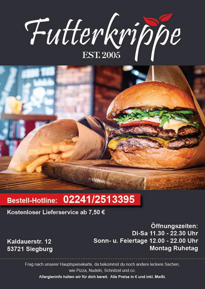 Imbiss & Pizzeria Futterkrippe