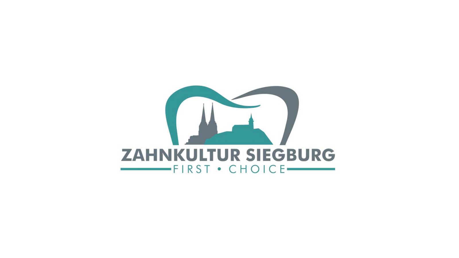 Logo der Praxis Zahnkultur Siegburg - Dr. med. dent. Francis Rowbotham
