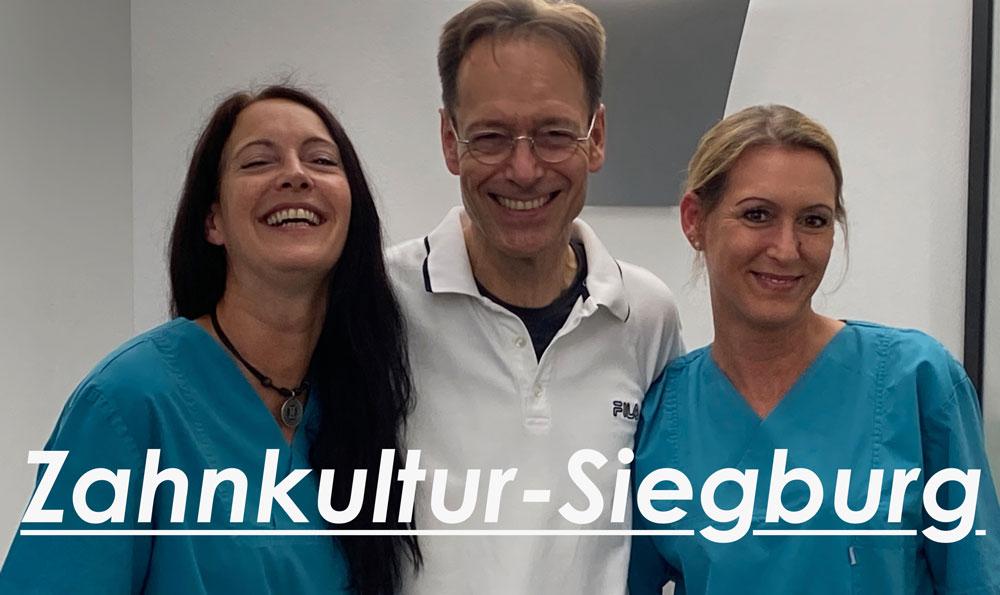 Tembild der Praxis Zahnkultur Siegburg - Dr. med. dent. Francis Rowbotham
