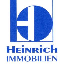 Das Bild zeigt das Logo von Heinrich Immobilien