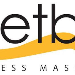 Das Bild zeigt das Logo von Knetbär Wellness Massagen