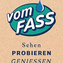 Das Bild zeigt das Logo vomFASS Siegburg