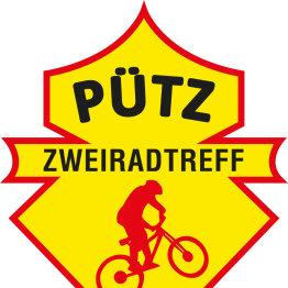 Das Bild zeigt das Logo von Pütz Zweiradtreff