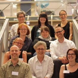 Das Bild zeigt das Teamn der Thalia Buchhandlung Siegburg