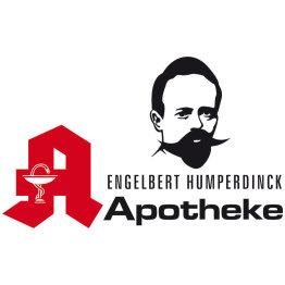 Das Bild zeigt das Logo der Engelbert Humperdinck Apotheke