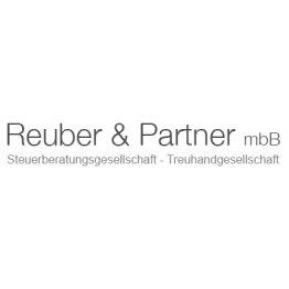 Das Bild zeigt das Logo von Reuber & Partner mbB