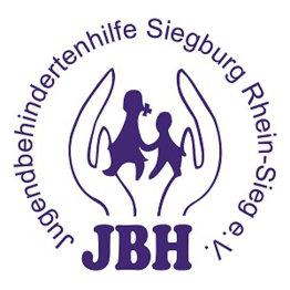 Das Bild zeigt das Logo der Jugendbehindertenhilfe Siegburg/Rhein-Sieg e.V.