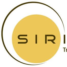 Das Bild zeigt das Logo der Sirius TLC GmbH
