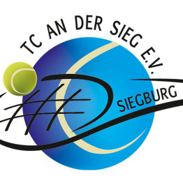 Das Bild zeigt das Logo des TLC an der Sieg e.V.
