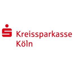 Das Bild zeigt das Logo der Kreissparkasse Köln
