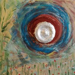 Das Bild zeigt Werke des Künstlers Jannis Maniatis