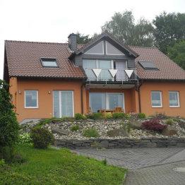 Das Bild zeigt das Ferienapartment Aussicht in Siegburg