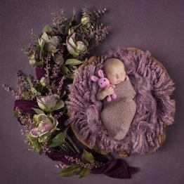 Neugeborenesfoto