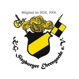 Das Bild zeigt das Logo der KG Siegburger Ehrengarde e.V.