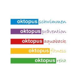 Logo des Gesundheits- & Erlebnisparks Oktopus