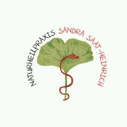 Logo der Naturheilpraxis Sandra Saat-Heinrich