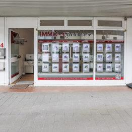 Das Bild zeigt die Immo-Connect Filiale in Siegburg