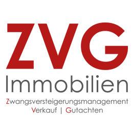 Das Bild zeigt das Logo der ZVG Immobilien