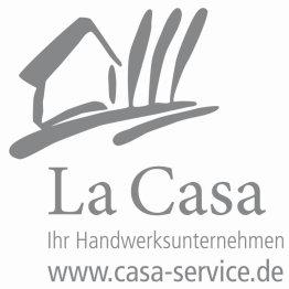 Das Bild zeigt das Logo von La Casa