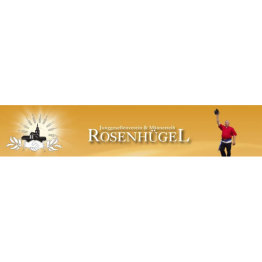 Das Bild zeigt das Banner des Junggesellenverein & Männerreih Rosenhügel von 1923 e.V.