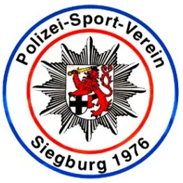 Das Bild zeigt das Logo des Polizei-Sport-Verein Siegburg 1976 e.V.